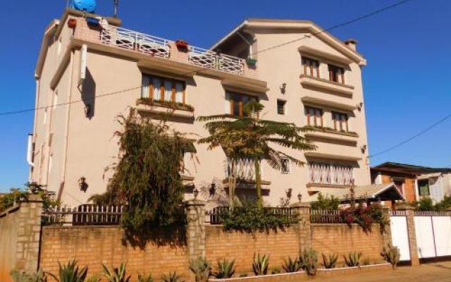 Hôtel Des Thermes Antsirabe