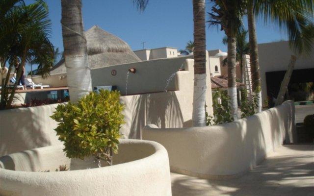 Отель Park Royal Homestay Los Cabos. Мексика, Сан-Хосе-дель-Кабо - отзывы, цены и фото номеров - забронировать отель Park Royal Homestay Los Cabos. онлайн вид на фасад