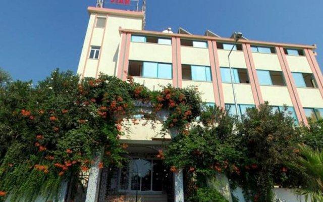 Gazipasa Star Hotel & Apart Сиде вид на фасад