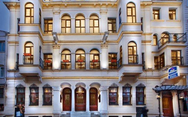 Amber Hotel Турция, Стамбул - - забронировать отель Amber Hotel, цены и фото номеров вид на фасад