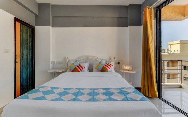 Отель OYO 24498 Home Elegant 1BHK Dabolim Индия, Южный Гоа - отзывы, цены и фото номеров - забронировать отель OYO 24498 Home Elegant 1BHK Dabolim онлайн комната для гостей