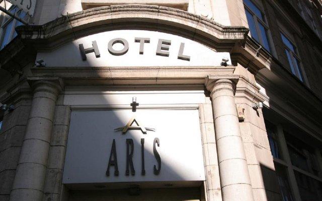 Отель Aris Бельгия, Брюссель - 4 отзыва об отеле, цены и фото номеров - забронировать отель Aris онлайн вид на фасад