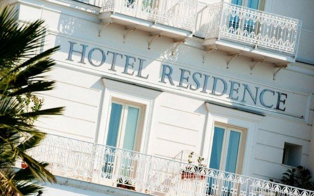Hotel Residence вид на фасад