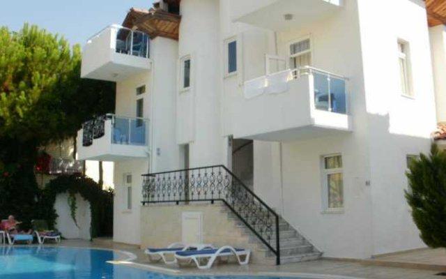 Tolan Apartments Турция, Мармарис - отзывы, цены и фото номеров - забронировать отель Tolan Apartments онлайн вид на фасад