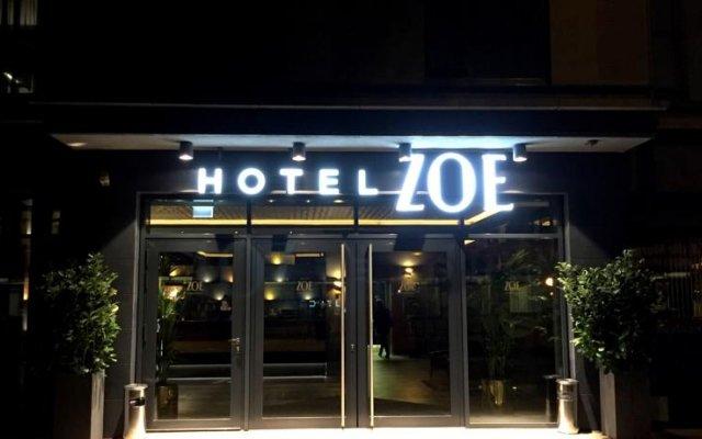 Отель ZOE by AMANO Германия, Берлин - 1 отзыв об отеле, цены и фото номеров - забронировать отель ZOE by AMANO онлайн вид на фасад