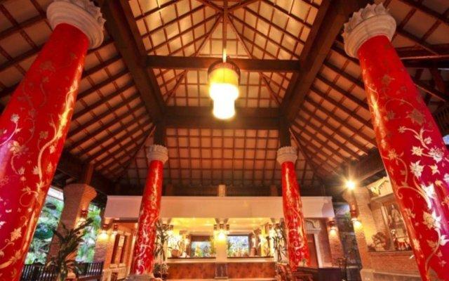 Отель Phuket Orchid Resort and Spa вид на фасад