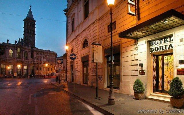 Отель Doria Италия, Рим - 9 отзывов об отеле, цены и фото номеров - забронировать отель Doria онлайн вид на фасад