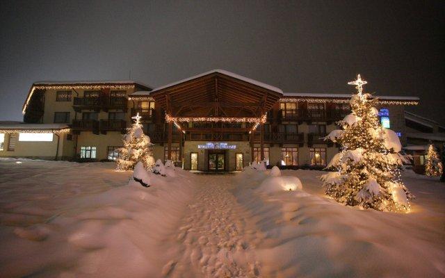 Отель Strazhite Hotel - Half Board Болгария, Банско - отзывы, цены и фото номеров - забронировать отель Strazhite Hotel - Half Board онлайн вид на фасад