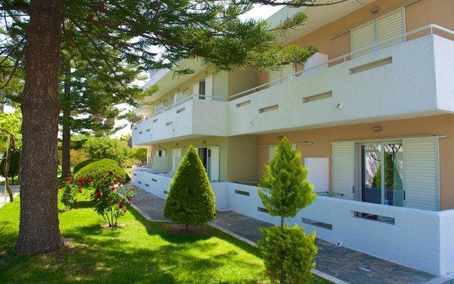 Отель Lenaki Греция, Кос - отзывы, цены и фото номеров - забронировать отель Lenaki онлайн вид на фасад