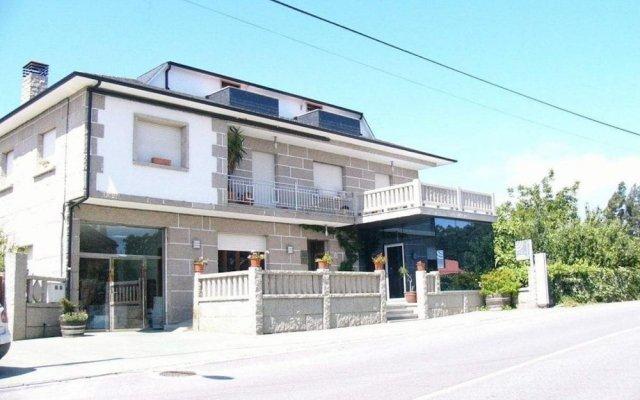 Отель Enoturismo Lagar de Besada вид на фасад