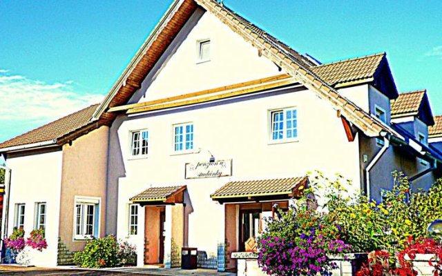 Отель Penzion U Studánky Чехия, Чодов - отзывы, цены и фото номеров - забронировать отель Penzion U Studánky онлайн вид на фасад