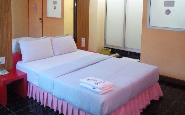 Отель PB Resort Hat Yai комната для гостей