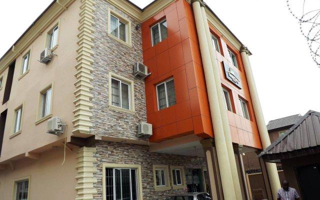Suncity Hotel вид на фасад