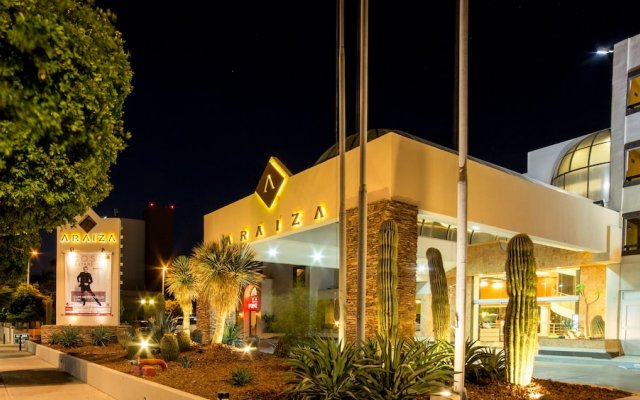 Отель Araiza Hermosillo Мексика, Эрмосильо - отзывы, цены и фото номеров - забронировать отель Araiza Hermosillo онлайн вид на фасад