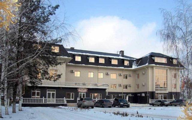 Отель Комфорт Армавир вид на фасад
