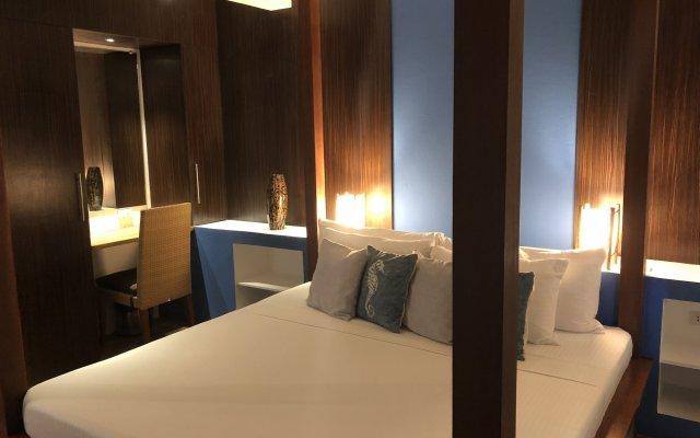 Отель El Nido Mahogany Beach комната для гостей