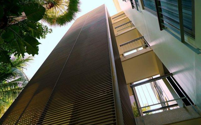 Отель Casuarina Shores вид на фасад