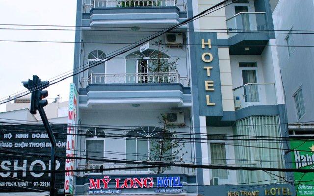 My Long Hotel вид на фасад