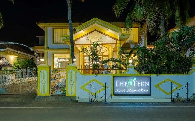 Отель Spazio Leisure Resort Гоа вид на фасад