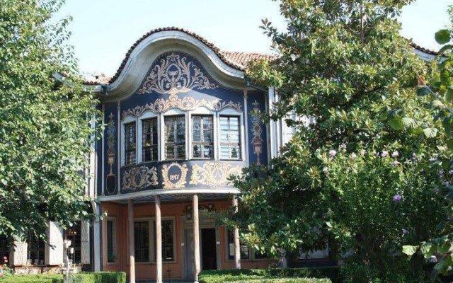 Арт-Отель Дали вид на фасад