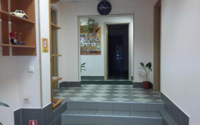 Гостиница Вектор в Мурманске 2 отзыва об отеле, цены и фото номеров - забронировать гостиницу Вектор онлайн Мурманск вид на фасад