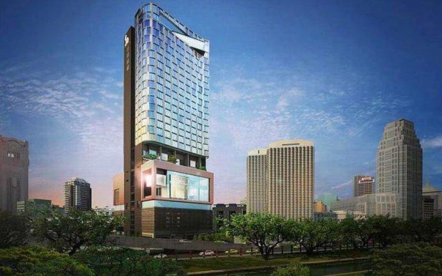 Отель Sofitel So Bangkok вид на фасад