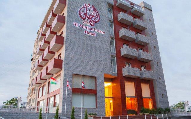 Al Murjan Palace Hotel вид на фасад