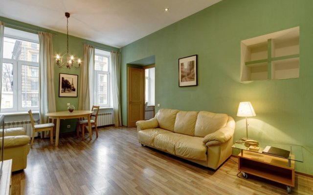 Апартаменты СТН Апартаменты на канале Грибоедова комната для гостей
