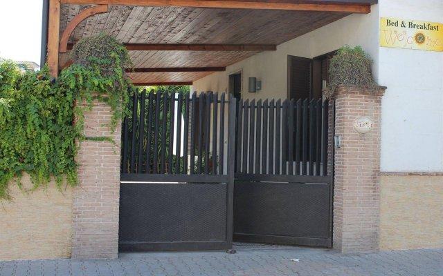 Отель B&B Pompei Welcome Италия, Помпеи - отзывы, цены и фото номеров - забронировать отель B&B Pompei Welcome онлайн вид на фасад