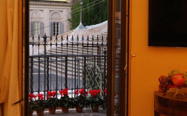 Royal Suite Trinita Dei Monti Rome