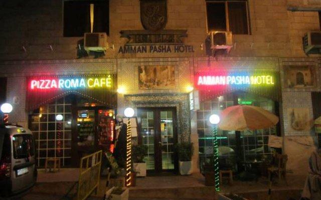 Отель Amman Pasha Hotel Иордания, Амман - отзывы, цены и фото номеров - забронировать отель Amman Pasha Hotel онлайн вид на фасад