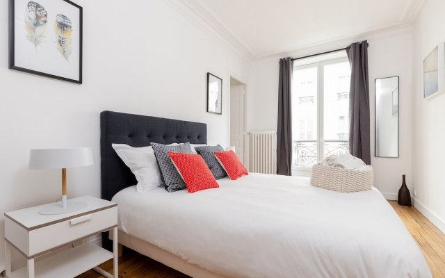 Апартаменты River Seine - Quartier Latin Apartment комната для гостей