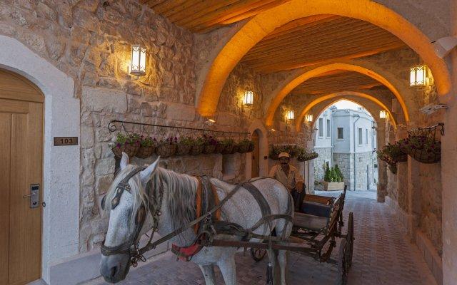 Exedra Cappadocia Турция, Ургуп - отзывы, цены и фото номеров - забронировать отель Exedra Cappadocia онлайн вид на фасад