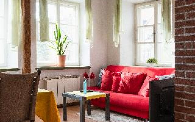 Отель Old Town Apartments Польша, Варшава - отзывы, цены и фото номеров - забронировать отель Old Town Apartments онлайн комната для гостей