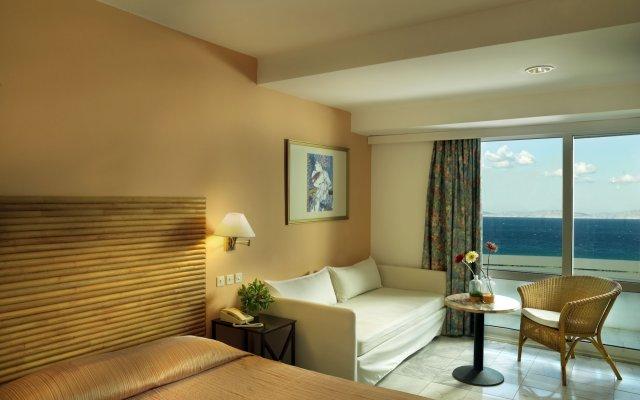 Dionysos Hotel комната для гостей