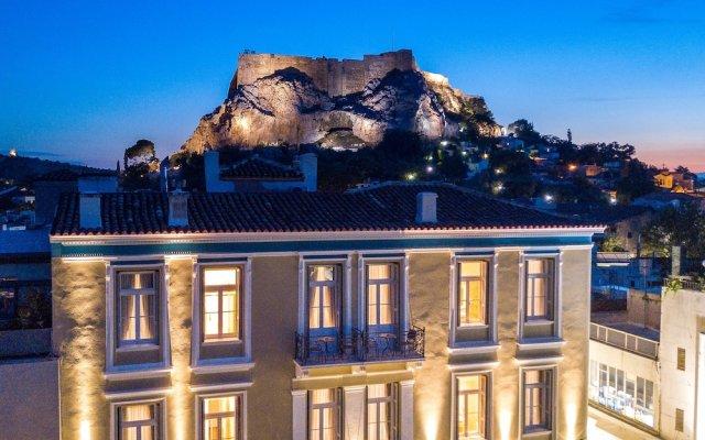 Отель Home and Art Suites Греция, Афины - отзывы, цены и фото номеров - забронировать отель Home and Art Suites онлайн вид на фасад