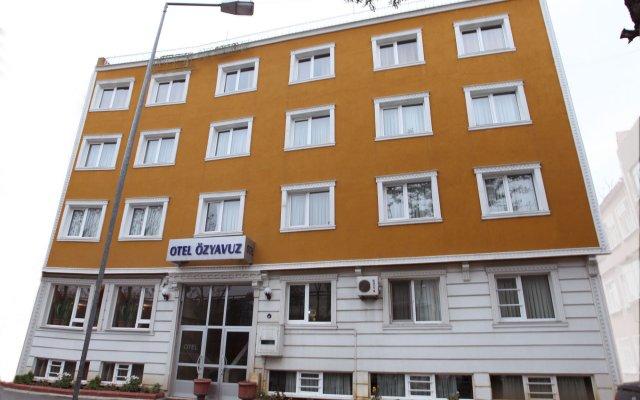 Hotel Oz Yavuz вид на фасад