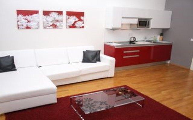 Апартаменты My House Apartments Прага комната для гостей