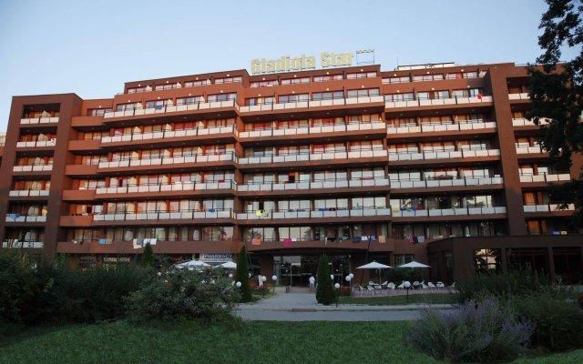 Hotel Gladiola вид на фасад