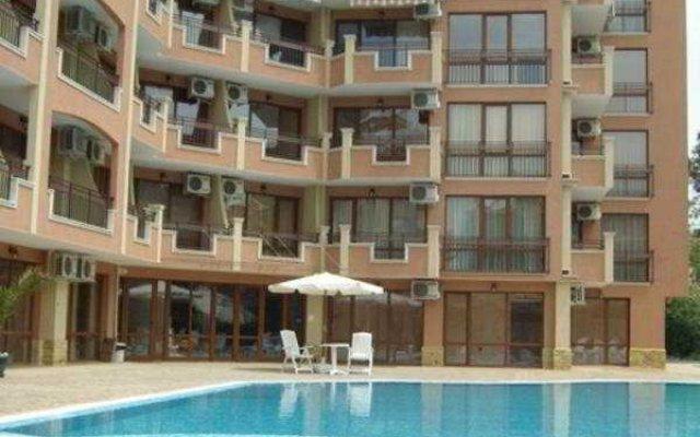 Отель Sunny Sea Palace Солнечный берег бассейн