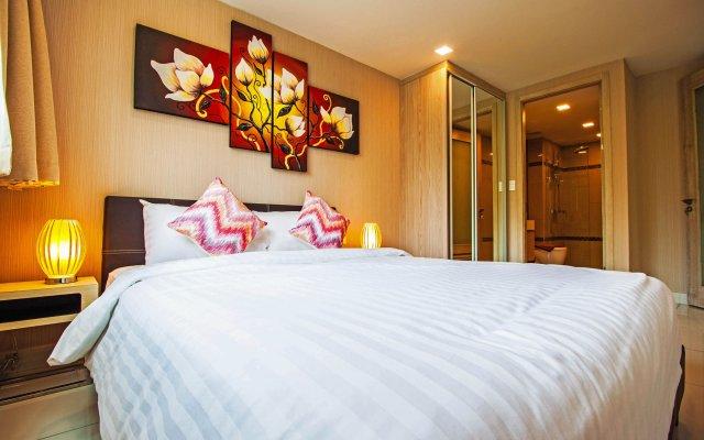 Отель Laguna Bay 2 By Pattaya Sunny Rental Паттайя вид на фасад