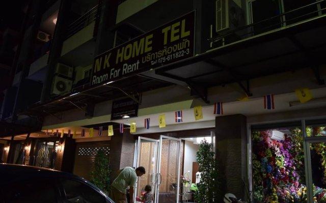 Отель NK Hometel Таиланд, Краби - отзывы, цены и фото номеров - забронировать отель NK Hometel онлайн вид на фасад