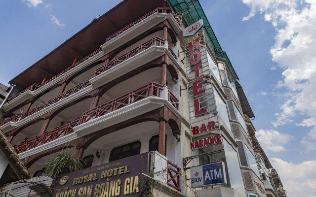 Отель Royal Sapa Hotel Вьетнам, Шапа - отзывы, цены и фото номеров - забронировать отель Royal Sapa Hotel онлайн вид на фасад