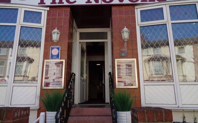 Отель Novello B & B вид на фасад