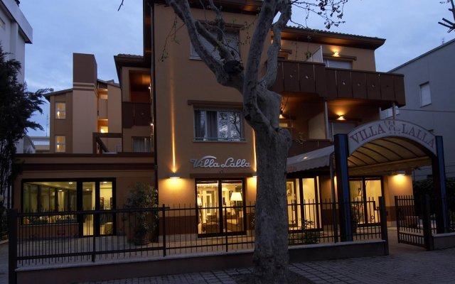 Hotel Villa Lalla вид на фасад