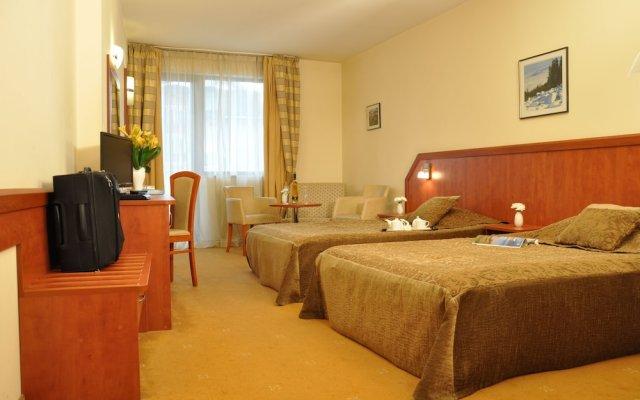 Отель Легенды София комната для гостей