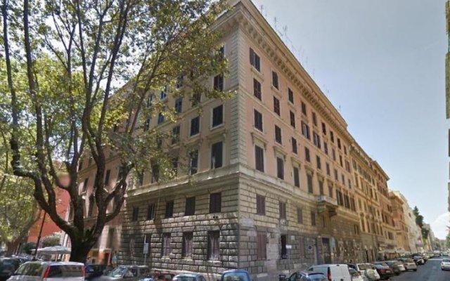 Отель Sun Moon Италия, Рим - отзывы, цены и фото номеров - забронировать отель Sun Moon онлайн вид на фасад