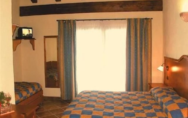 Hotel Plan Bois Грессан комната для гостей