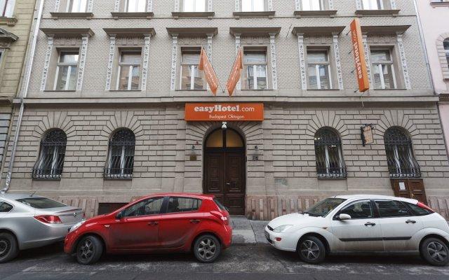 Отель easyHotel Budapest Oktogon Венгрия, Будапешт - 6 отзывов об отеле, цены и фото номеров - забронировать отель easyHotel Budapest Oktogon онлайн парковка