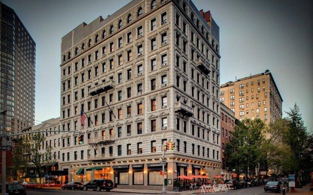 Отель Plum Guide - The Presidential США, Нью-Йорк - отзывы, цены и фото номеров - забронировать отель Plum Guide - The Presidential онлайн вид на фасад